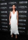 Nina Dobrev attends the Vanity Fair and L'Oréal Paris Celebrate New Hollywood in Los Angeles
