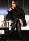Olivia Munn attends the Starz Winter TCA Panel in Los Angeles