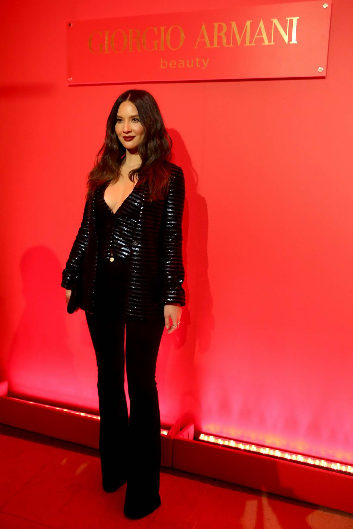 Olivia Munn attends the Variety x Armani Artistry Event in Los Angeles