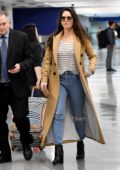 Olivia Munn keeps it casual yet stylish as leaves LAX airport in Los Angeles