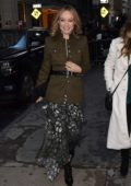 Olivia Wilde attends Michael Kors fashion show during New York Fashion Week in New York City