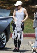 Rachel McAdams steps out for a hike in Los Feliz, California