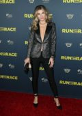 Rachel McCord attends the premiere of Roadside Attractions' 'Run The Race' in Hollywood, Los Angeles