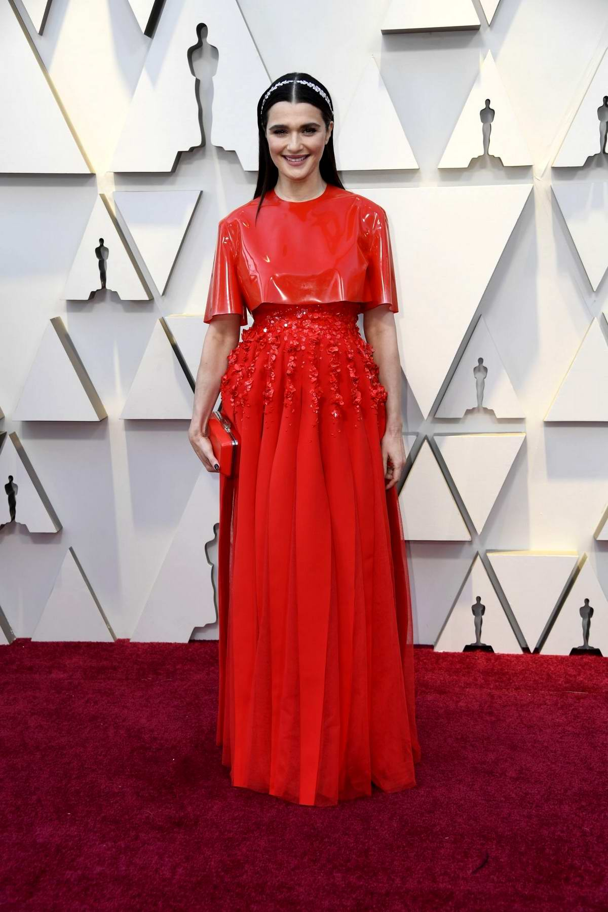 Rachel Weisz attends the 91st Annual Academy Awards (Oscars 2019) held at the Dolby Theatre in Hollywood, California