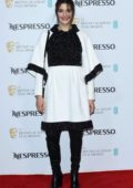 Rachel Weisz attends the BAFTA Nespresso Nominees Party in London, UK