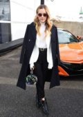 Riley Keough attends Acura Festival Village at the 2019 Sundance Film Festival in Park City, Utah