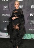 Rita Ora attends the 12th Annual Women In Film Oscar Party in Beverly Hills, Los Angeles