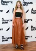 Rosamund Pike attends a special screening of 'A Private War' at Odeon Leicester Square in London, UK