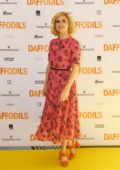 Rose McIver attends the DAFFODILS World Premiere at The Embassy Theatre in Wellington, New Zealand