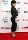 Rumer Willis attends the Steven Tyler's Grammy Awards Viewing Party To Benefit Janie's Fund in Hollywood, California