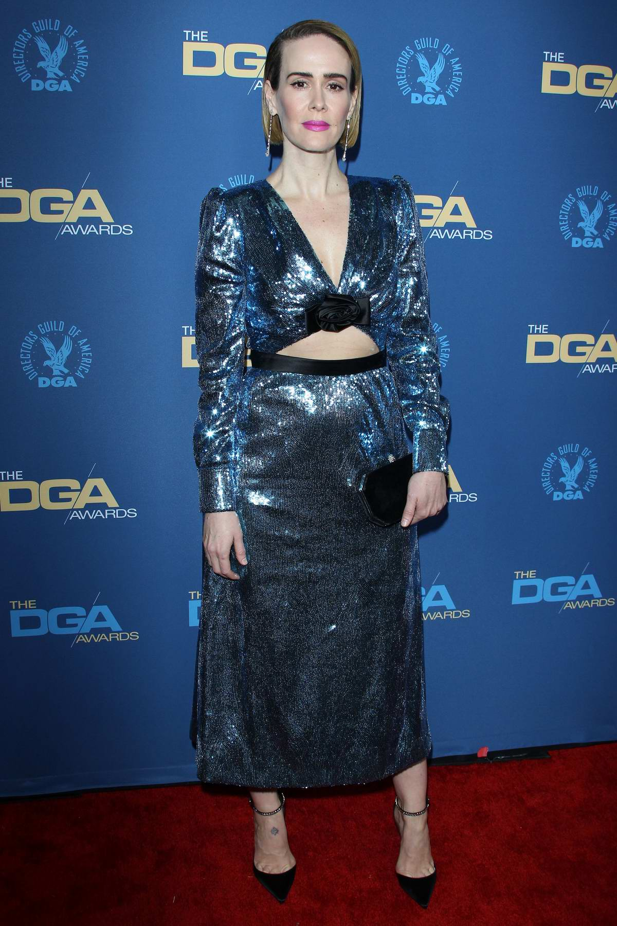 Sarah Paulson attends the 71st Annual Directors Guild Of America Awards in Hollywood, California