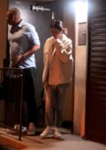 Selena Gomez spotted as she exits a music studio in Los Angeles