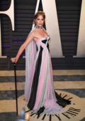 Selma Blair attends the Vanity Fair Oscar Party at Wallis Annenberg Center for the Performing Arts in Beverly Hills, California