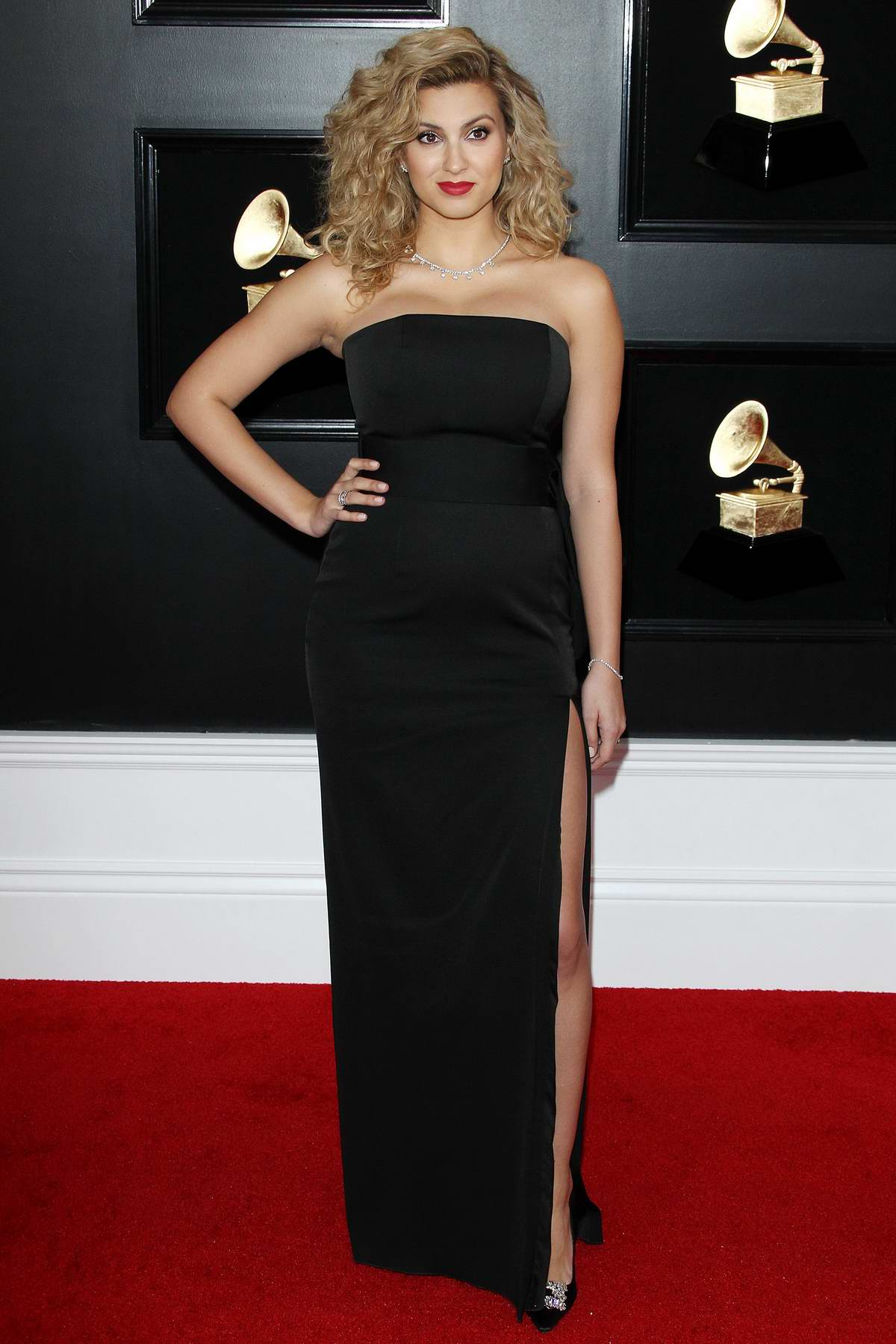 Tori Kelly attends the 61st Annual GRAMMY Awards (2019 GRAMMYs) at Staples Center in Los Angeles