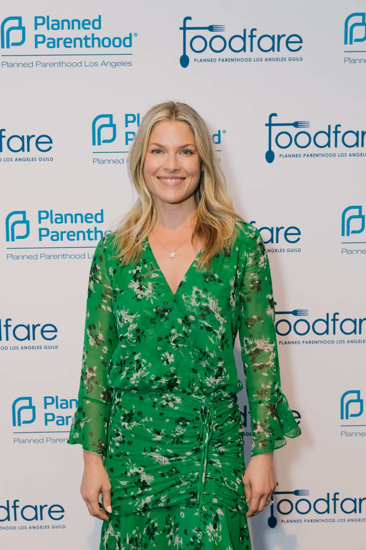 Ali Larter attends the Planned Parenthood Los Angeles (PPLA) Fundraiser and Food Fare at the Barker Hangar in Santa Monica, California