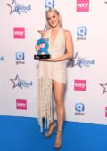 Anne-Marie attends The Global Awards 2019 at The Hammersmith Apollo in London, UK
