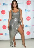 Ashley Graham attends the Lifetime's American Beauty Star Season 2 Live Finale in New York City