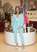 Barbara Palvin attends a store tour during the Liverpool Fashion Fest S/S 2019 at Liverpool Polanco in Mexico City, Mexico