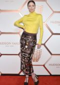 Coco Rocha attends the Hudson Yards VIP Grand Opening in New York City