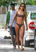 Doutzen Kroes bikini photo shoot in Miami, Florida