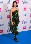 Dua Lipa attends The Global Awards 2019 at The Hammersmith Apollo in London, UK