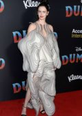 Eva Green attends the World Premiere of Disney's 'Dumbo' in Hollywood, California