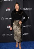 Gina Rodriguez attends 'Jane The Virgin' and 'Crazy Ex-Girlfriend' Presentation at PaleyFest in Los Angeles