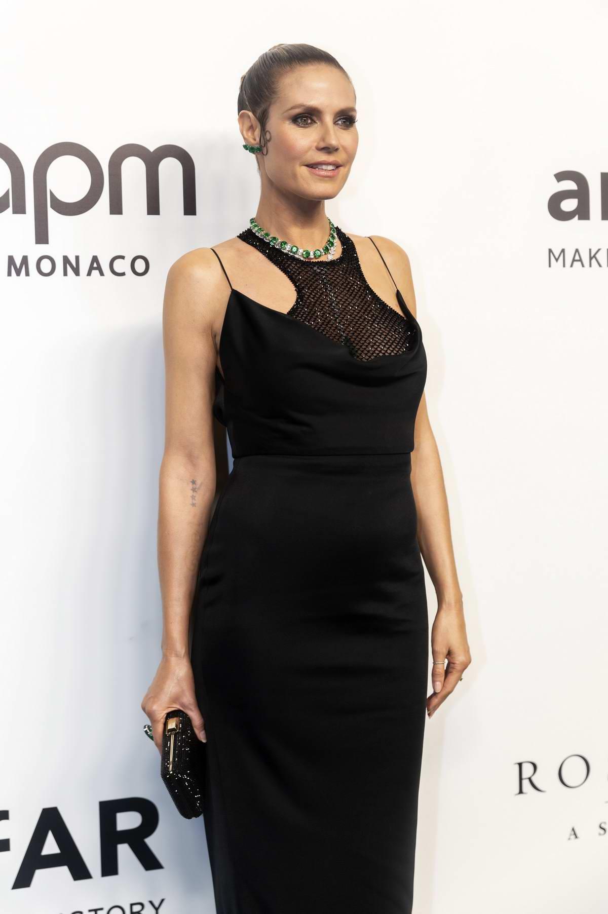 Heidi Klum and Tom Kaulitz attend amfAR Gala in Hong Kong, China