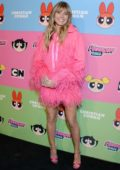 Heidi Klum attends Christian Cowan x Powerpuff Girls Runway Show in Los Angeles