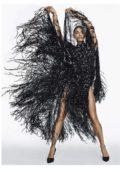 Irina Shayk features in Glamour, Italia - March 2019