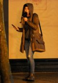 Jessica Biel spotted while filming scenes for new Facebook Watch series 'Limetown' in Vancouver, Canada