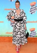 Jodie Sweetin attends the Nickelodeon's 2019 Kids' Choice Awards at Galen Center in Los Angeles