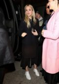 Kaley Cuoco leaves dinner at Craig's in West Hollywood, Los Angeles