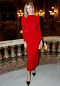 Karlie Kloss attends the Stella McCartney show during Paris Fashion Week Womenswear F/W 2019/20 in Paris, France