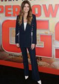 Katherine Schwarzenegger attends 'Superpower Dogs' film premiere at the California Science Center in Los Angeles