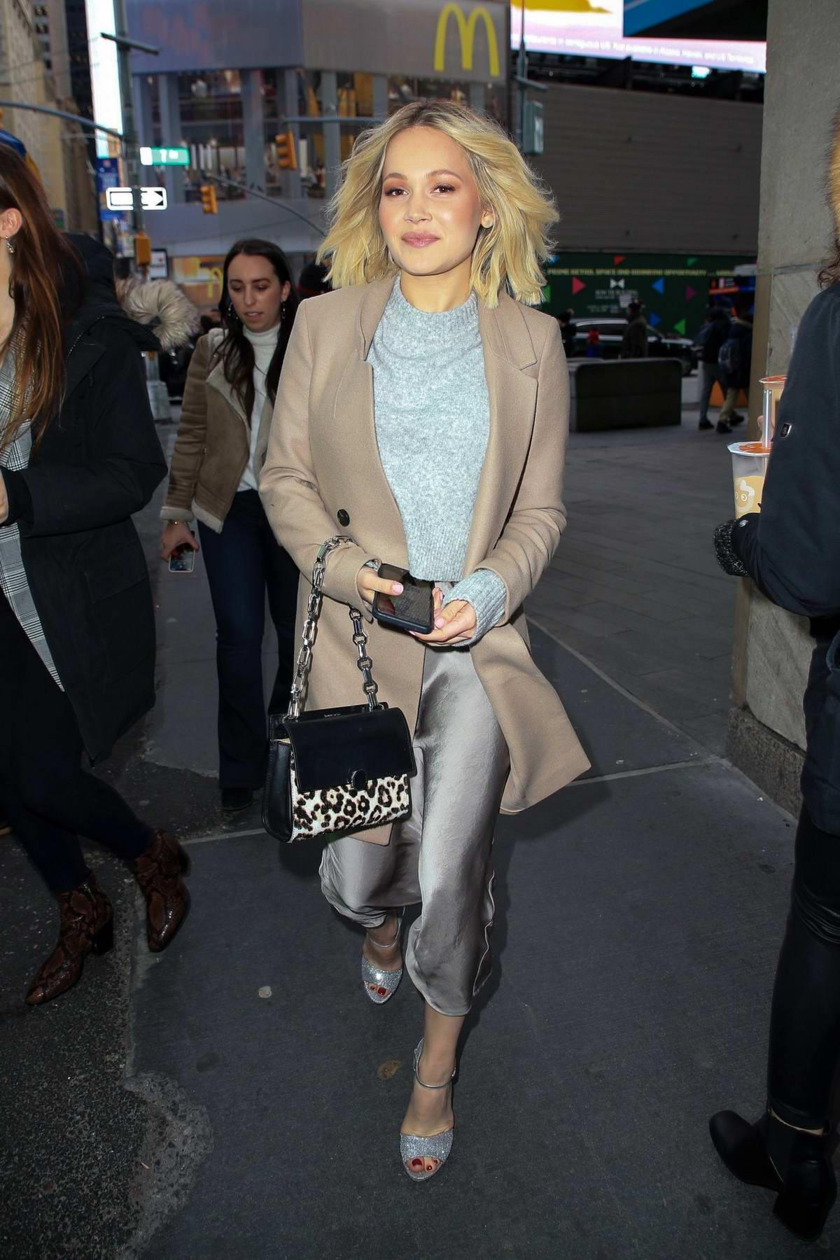 Kelli Berglund Leaves After A 'Now Apocalypse' Promo At
