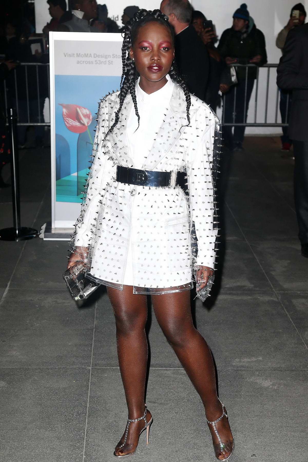 Lupita Nyong'o attends 'Us' Movie New York Premiere at Museum of Modern Art in New York City