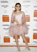 Meg Donnelly attends the 2019 Rolling Stones Women Shaping the Future event in New York City