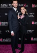 Miley Cyrus and Liam Hemsworth attend The Women's Cancer Research Fund's An Unforgettable Evening in Beverly Hills, Los Angeles