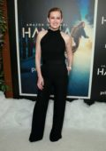 Mireille Enos attends Amazon Studios Hanna Premiere at The Whitby hotel in New York City