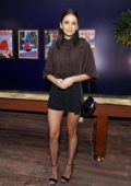 Nina Dobrev at the Prime Video Blue Room during 2019 SXSW in Austin, Texas