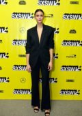 Nina Dobrev attends 'Run This Town' Premiere at the 2019 SXSW Film Festival Portrait Studio in Austin, Texas