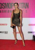 Olivia Culpo attends the Cosmopolitan Fashion Night red carpet in Mexico City, Mexico