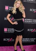 Paris Hilton attends The Women's Cancer Research Fund's An Unforgettable Evening in Beverly Hills, Los Angeles