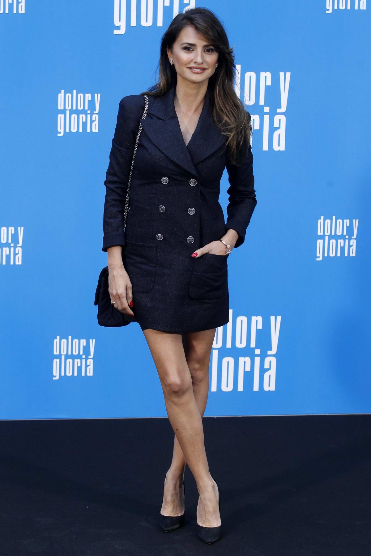 Penelope Cruz attends 'Dolor y Gloria' (Pain And Glory) photocall in Madrid, Spain
