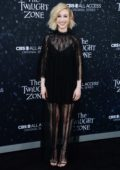 Taissa Farmiga attends 'The Twilight Zone' TV show premiere in Los Angeles