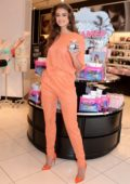 Taylor Hill at the Victoria's Secret 'Tease Dreamer' fragrance launch in Los Angeles