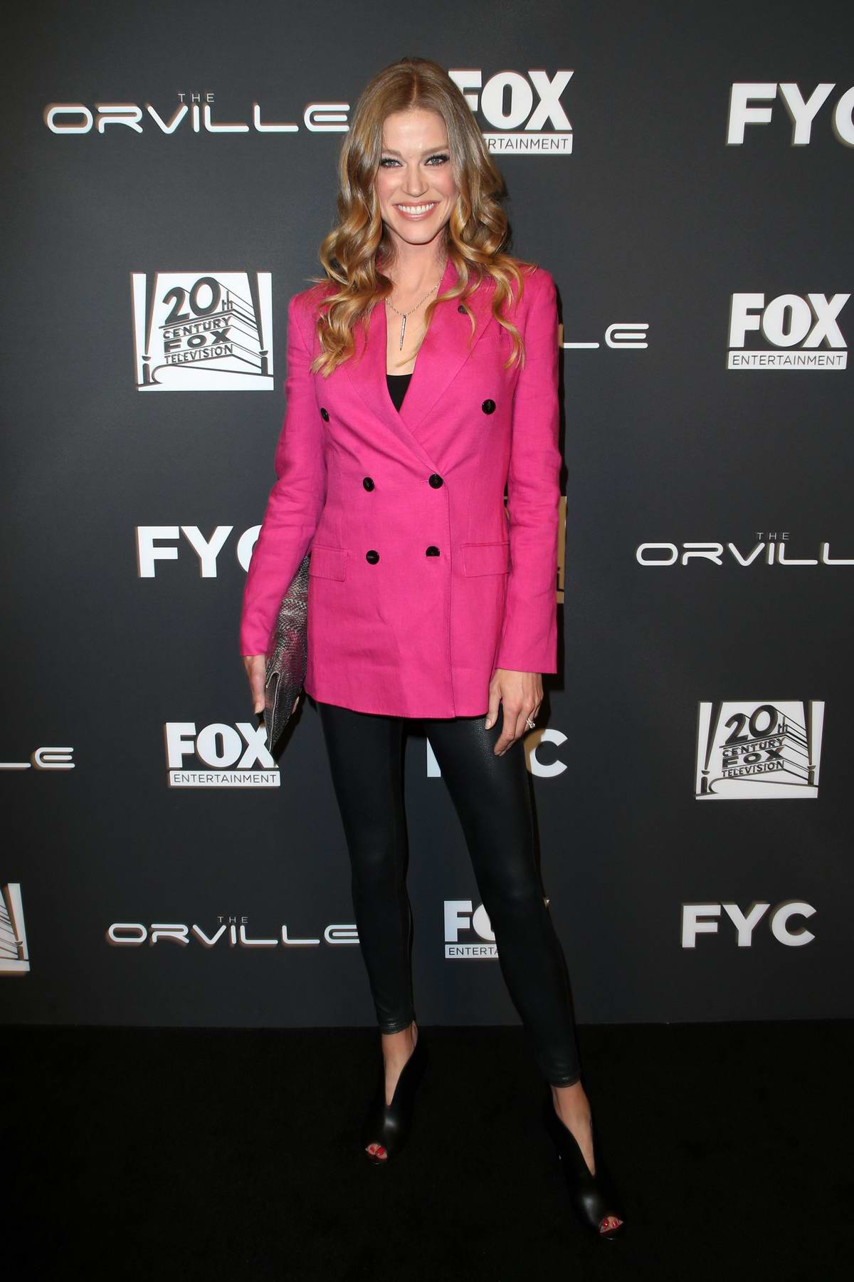 Adrianne Palicki attends the FYC event for 'The Orville' TV Show in Los Angeles