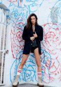 Alessandra Ambrosio features in Elle, Italia - April 2019