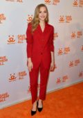 Amanda Seyfried attends the Animal Society Best Friends Benefit in New York City